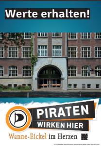 Plalat Schule