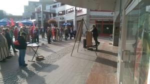 Bilder Demonstration