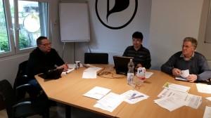 Bild Fraktionssitzung
