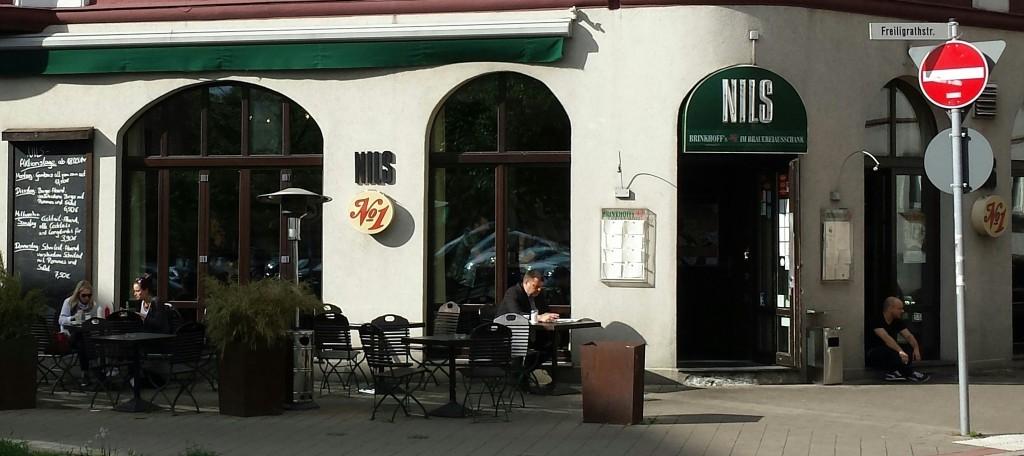 Szenelokal NILS; Herne
