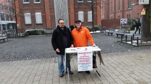 Informationsstand zur Landtagswahl @ Herne, Buschmannshof | Herne | Nordrhein-Westfalen | Deutschland